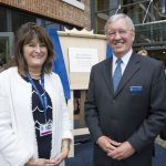 Wycombe Abbey Easel Unveiling