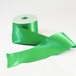 Green Unveiling Ribbon