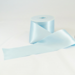Ice Blue Unveiling Ribbon