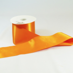 Orange Unveiling Ribbon