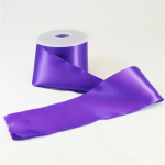 Purple Unveiling Ribbon