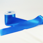 Royal Blue Unveiling Ribbon